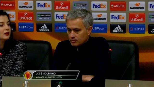 كرة قدم: الدوري الأوروبي - مورينيو سعيد بشأن عزيمة ميختاريان