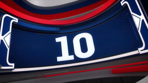 Dec. 10: Top 10