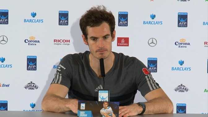 "Masters - Murray ""n'oubliera pas"""