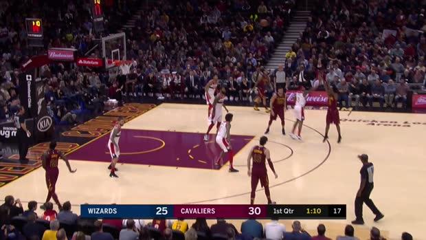 GAME RECAP: Cavaliers 116, Wizards 101
