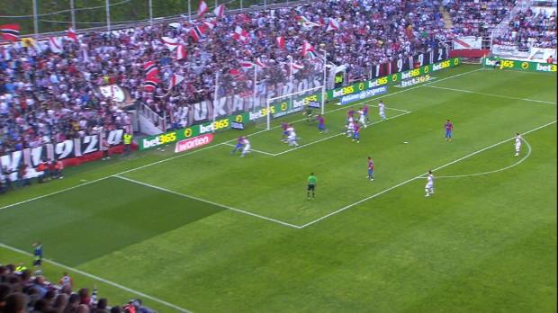 LaLiga Round 38: Rayo Vallecano 3-1 Levante