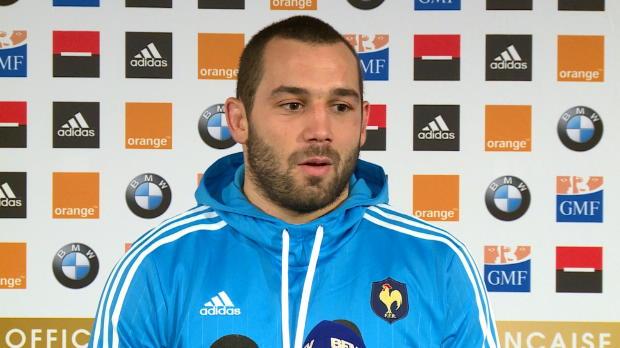 XV de France - Doussain - ''Plus que 6 Toulousains''