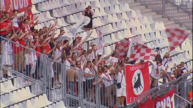 Ligue 1: Bordeaux - Nimes   DAZN Highlights