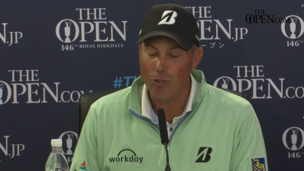 Kuchar in 'golfing prime' after sharing opening round lead