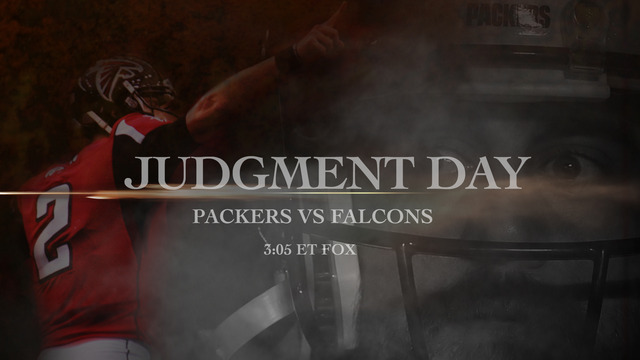 Judgment Day I Packers vs. Falcons