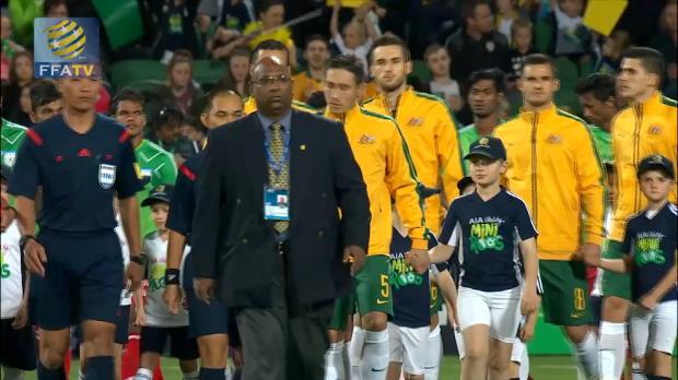 Five-star Socceroos outclass Bangladesh