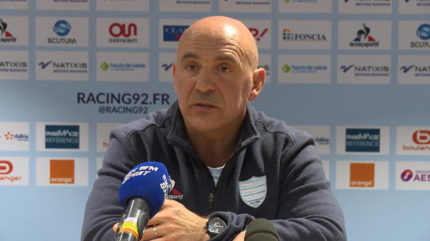 Top 14 - Racing 92 : Travers : 'Thomas sera sanctionné'