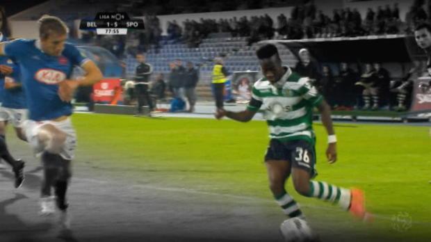 Sporting lauert, Porto verabschiedet sich