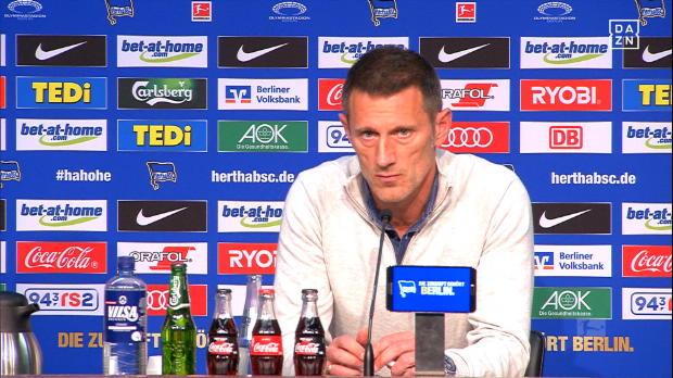 So erklärt Hertha den solidarischen Kniefall