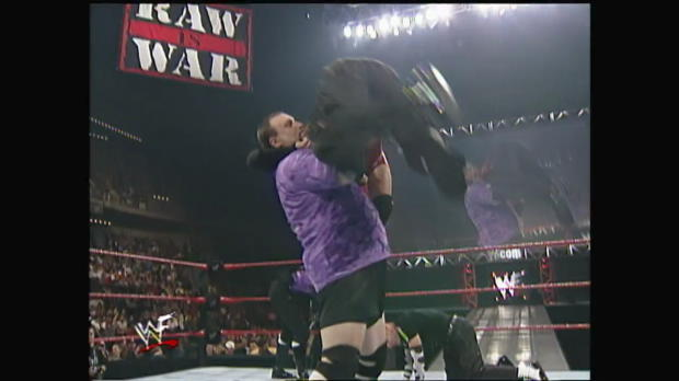 The Dudley Boyz vs. The Hardy Boyz - Raw, September 20, 1999