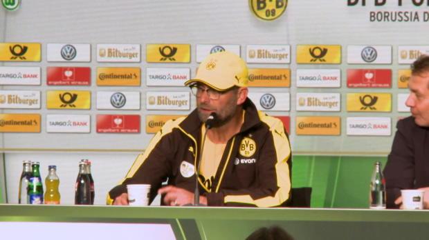 Trainer auf Schalke? So reagiert Klopp