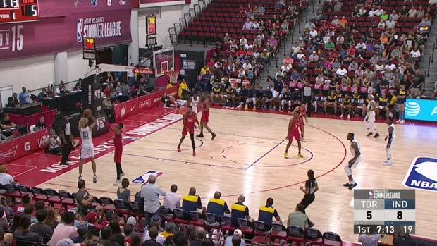 GAME RECAP: Raptors 94, Pacers 79