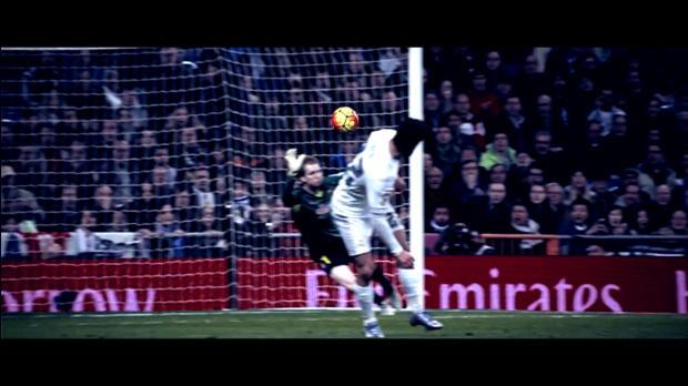 Real vs. Atletico: Die besten Tore der Saison