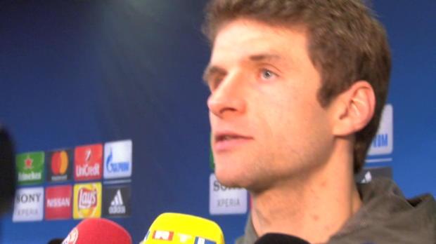 Müller: Robben genau die richtige Einwechslung