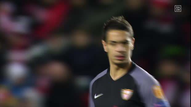 UEFA Europa League: Slavia Prag - FC Sevilla | DAZN Highlights