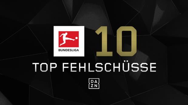 Top 10: Die besten Fehlschüsse aus 2017/2018