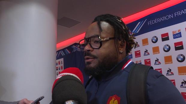Tournée de novembre - Bastareaud - 'Pas possible de laisser filer un match comme ça'