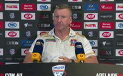 Newcastle Jets Rd20 press conference