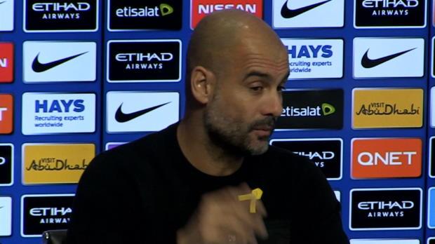 """Guardiola: """"Eine Ehre, im Old Trafford zu sein"""""""