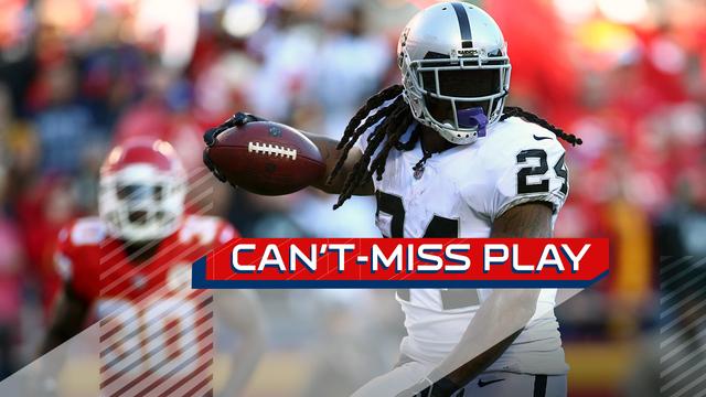 Can't-Miss Play: Marshawn Lynch powers through Chiefs' defense for 22-yard TD