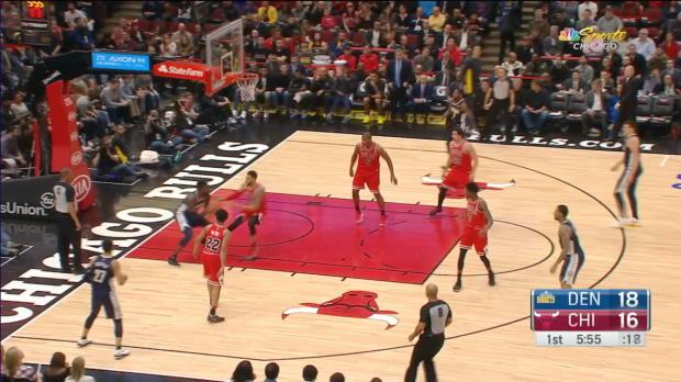 GAME RECAP: Nuggets 135, Bulls 102
