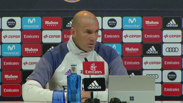 "Isco? Chelsea? Zidane: ""Kein Problem damit"""