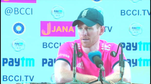 Morgan 'disappointed' with England performance