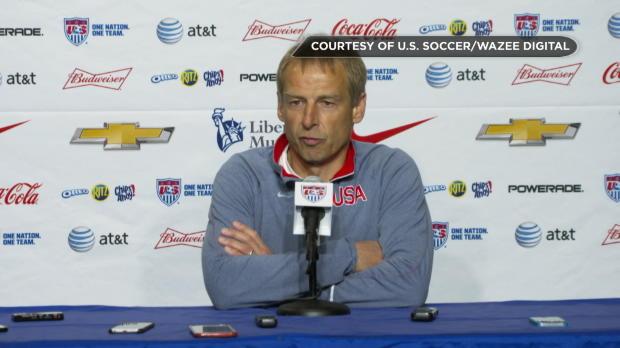 """USA: Klinsmann: Jones-Sperre """"tut sehr weh"""""""