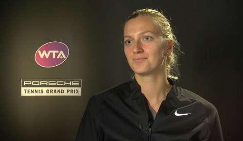 Kvitova Interview: WTA Stuttgart QF
