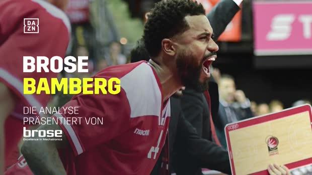 Brose Bamberg - Die Analyse