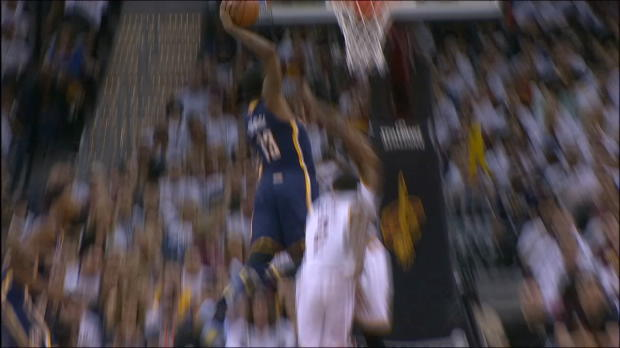 Dunk of the Night - Paul George