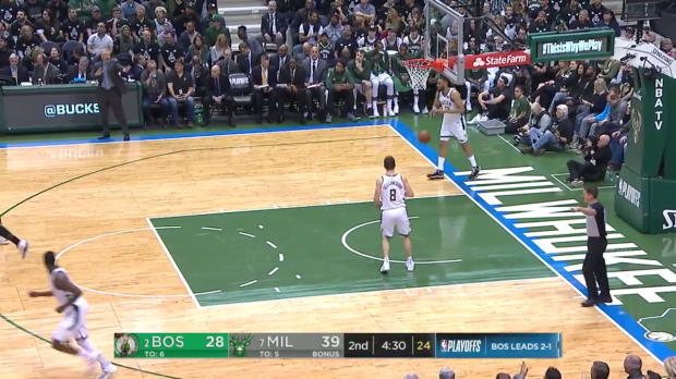 WSC: Jaylen Brown (34 points) Highlights vs. Milwaukee Bucks
