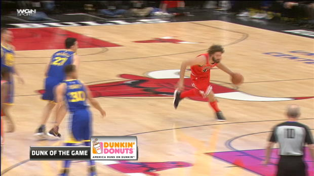 Dunk of the Night: Robin Lopez