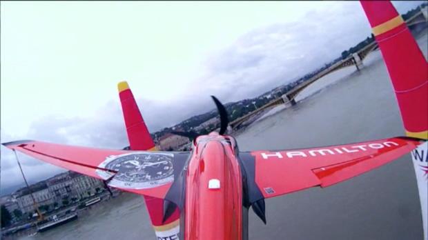Highlights vom RB Air Race: Deutscher gewinnt