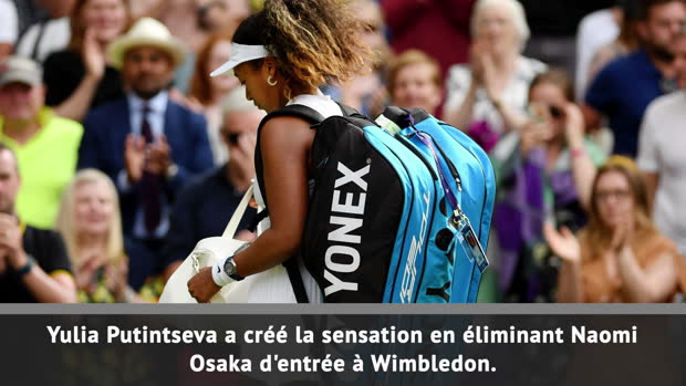 : Wimbledon - Osaka, gazon maudit !
