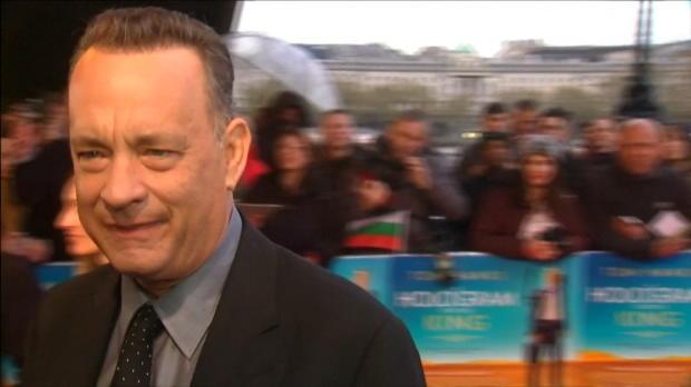 """Tom Hanks: """"100 Pfund auf Leicester gesetzt"""""""