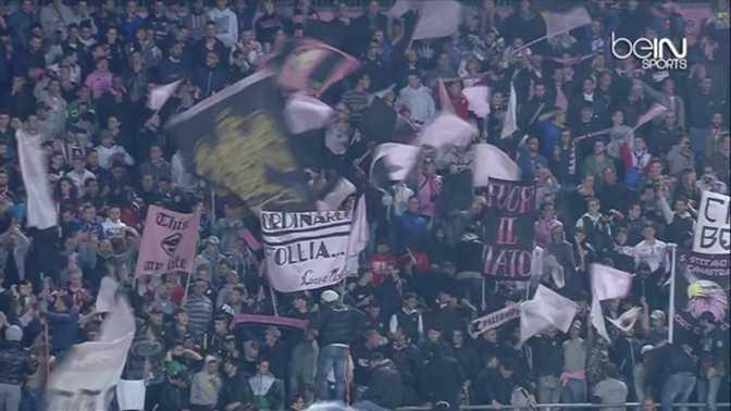 Serie A : Palerme 1-0 Chievo