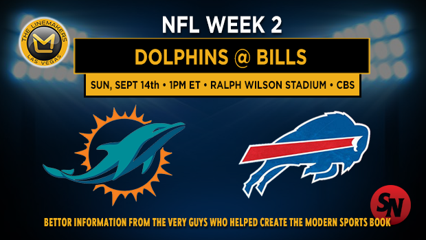 Miami Dolphins @ Buffalo Bills