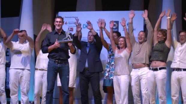 Champion des Jahres: Brendel folgt auf Frenzel