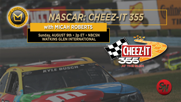 NASCAR Cheez It 355