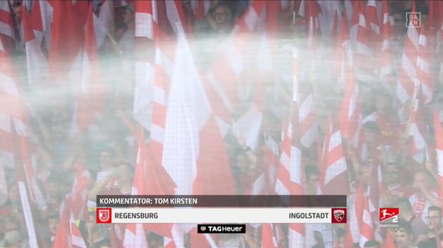 SSV Jahn Regensburg - FC Ingolstadt