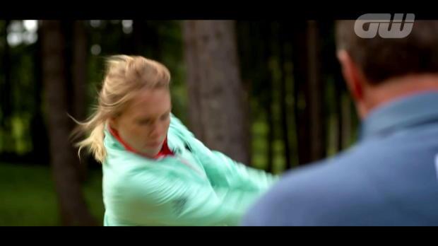 Coaching Anna: Swing like Bryson Dechambeau