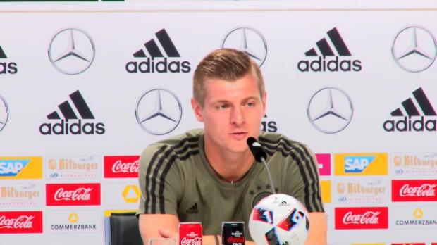 EM 2016: Kroos: Letzte vier Jahre fantastisch
