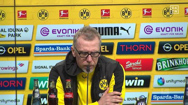 """Stöger nach Heimsieg: """"Gute Reaktion"""""""