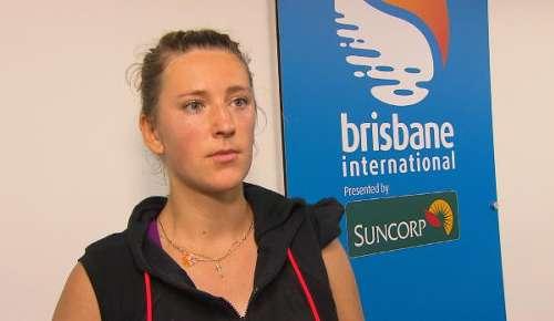 Azarenka Interview: WTA Brisbane 1R
