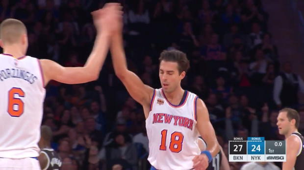 WSC: Knicks Best of Preseason
