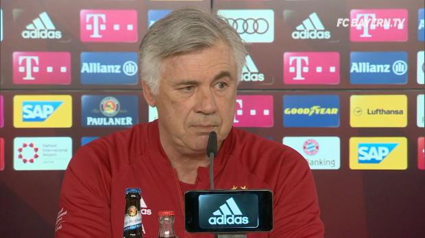 """Ancelotti: Elfmeter? """"War wirklich schlecht"""""""