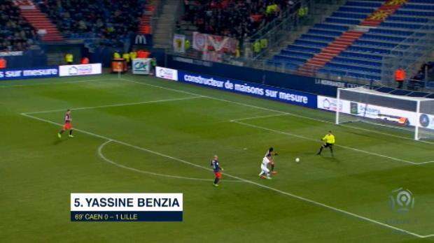 كرة قدم: الدوري الفرنسي: أفضل خمس تمريرات- المرحلة 26