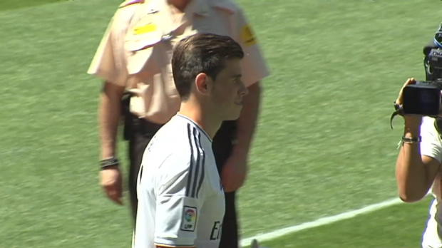 LDC - Real Madrid : Une premi�re r�ussie pour Bale