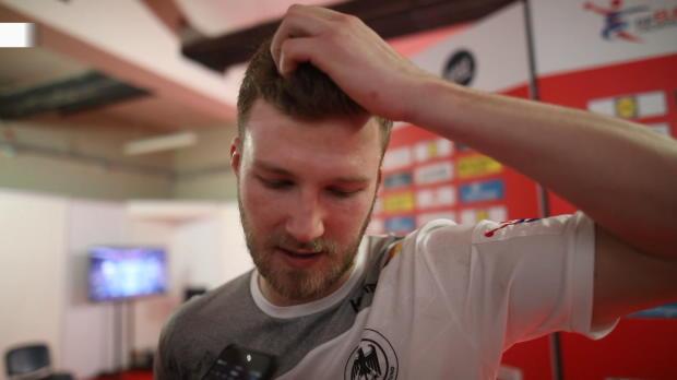 Handball-EM: Das sagt Philipp Weber zum Aus